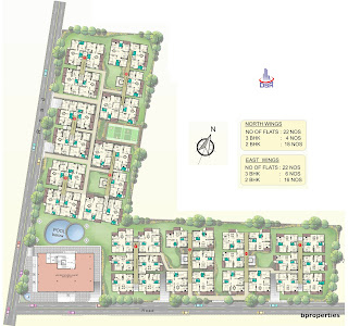 Apartment Plans Bangalore