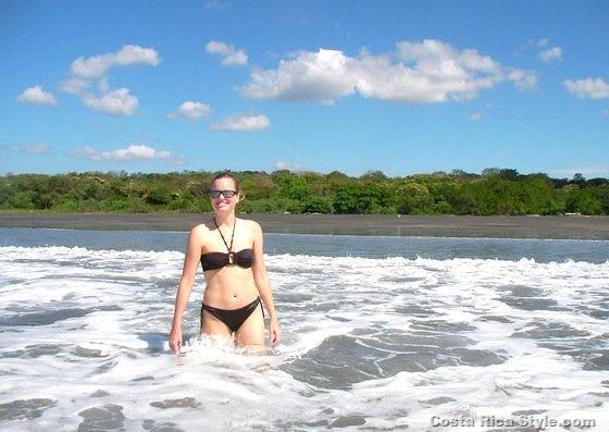 Costa Rica Deserted Beach 3