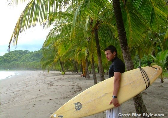 Costa Rica Surf Scout
