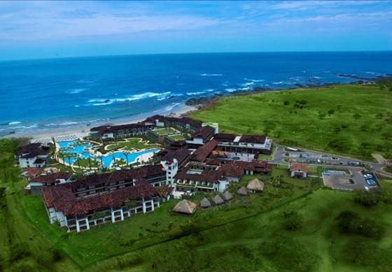 jw marriott resort spa guanacaste costa rica aerial view 1
