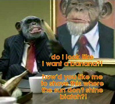 Xanax chimp