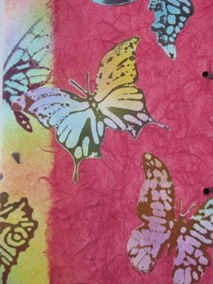 LRoberts Glo Butterflies Second Impressions Journal Inside