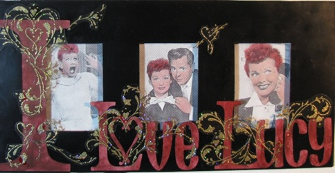 2010 02 LRoberts I Love Lucy ATCs 1