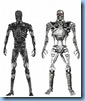 Terminator Salvation metal skeletons