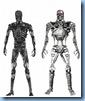 Terminator Salvation metal skeletons