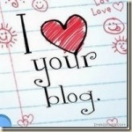 Love Your Blog Award