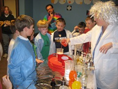 Mad Scientist Party 048