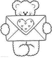 amor -bear_mail