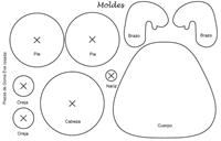 osos en goma eva jyc (2)