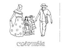 colombia vestido tipico 1