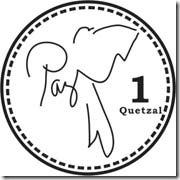 moneda 1 quetzal