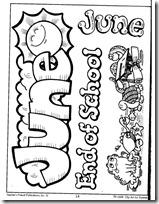 summer- verano, dibujos para colorear (8)