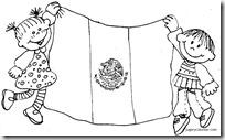 dia de la bandera mexico jugarycolorear (3)