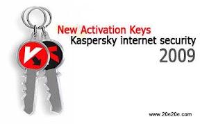 جدید ترین سریالهای کسپرسکای انتی ویروس و اینترنت سکیوریتی Kaspersky Anti-Virus & Internet Security 2009 8.0.0.506 + New key + New serial