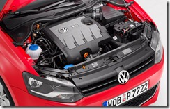 novo-Motor do Novo Volkswagen Polo