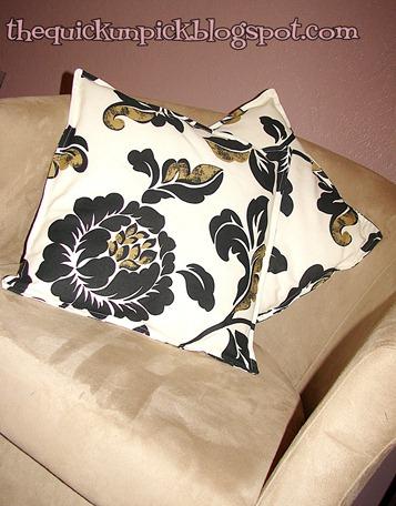 canvas cushions