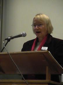 Kirsten Hastrup lectures at WDO Symposium 2003