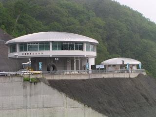 奈良俣ダム展示館「ヒルトップNARAMATA」