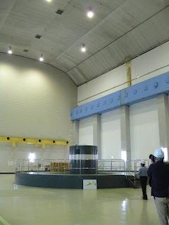 2号機発電所内部