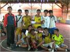 Tame Futsal dari anak OSIS sma al-irsyad