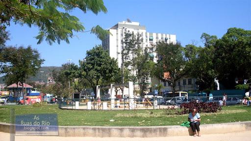 Praça Barão da Taquara