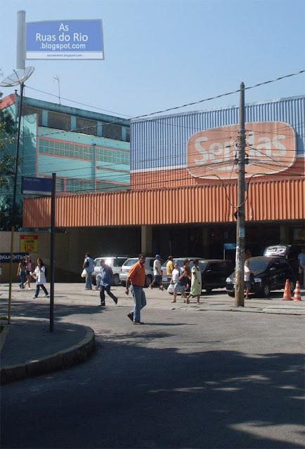 Sendas, antigo Cine Ipiranga
