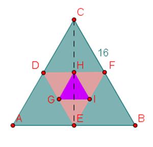 triangoli equilateri