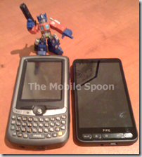 HTC HD 2 MobileSpoon