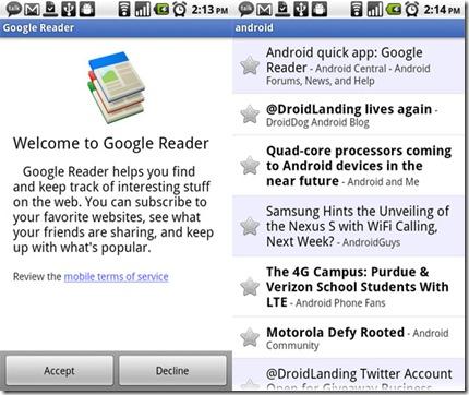 google-reader-app