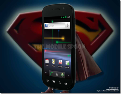SuperMan-Nexus-S