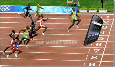 Running Nexus S