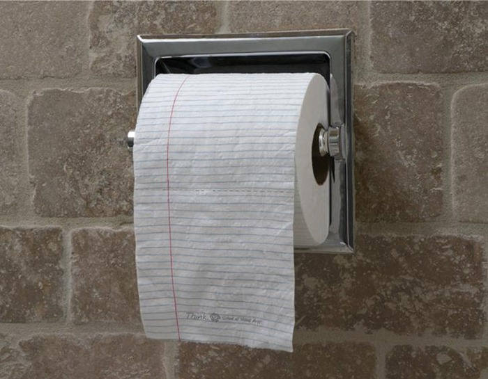 Funny Toilet Paper Designs | Amusing Planet