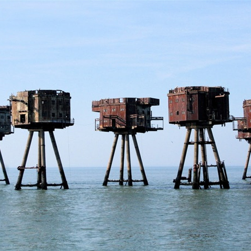 Maunsell Forts of the World War 2