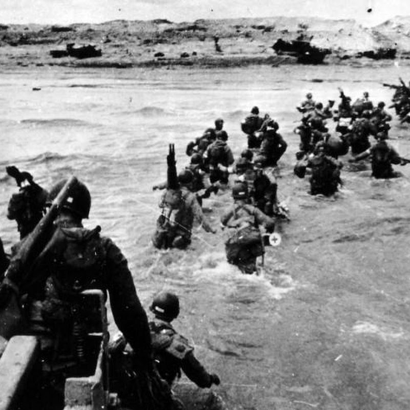 66th Anniversary of Operation Overlord: Normandy Landings