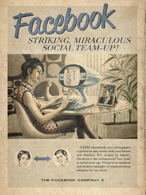 facebook-maximidia vintage internet ads