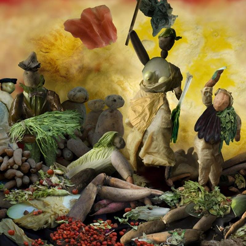Vegetable Art By Ju Duoqi