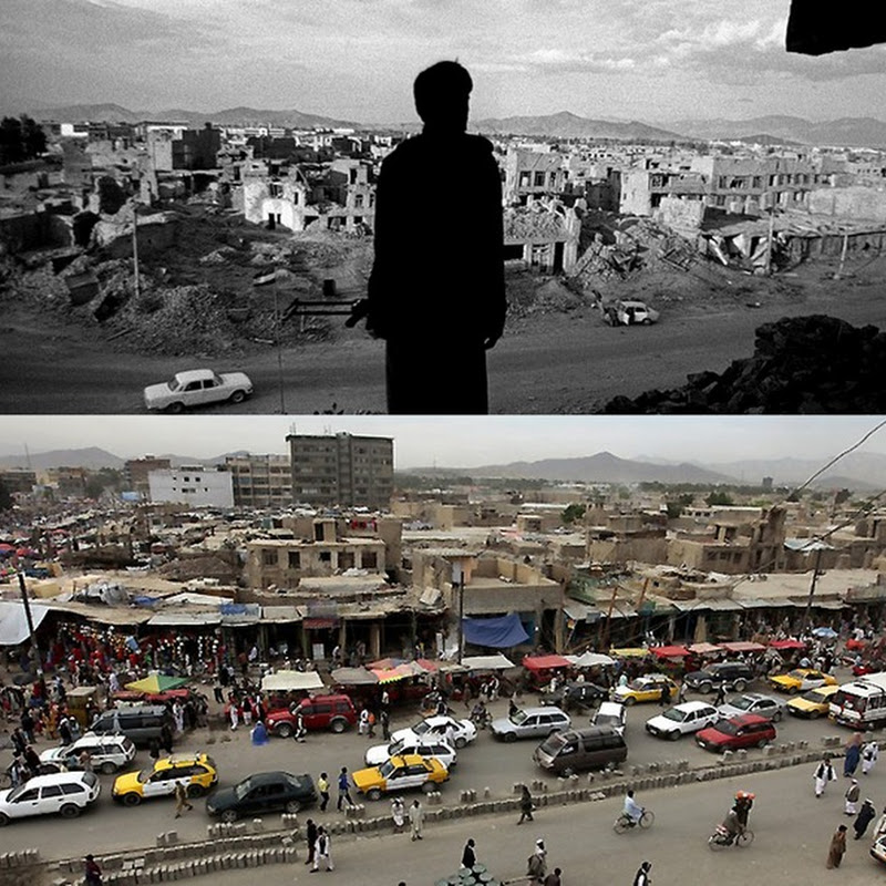 Afghanistan: In 1994 and 2010