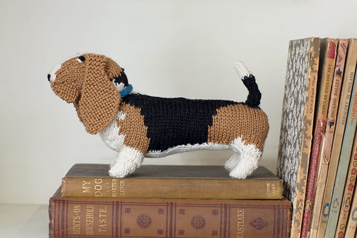 Best In Show Knit A Dog Jack Russell