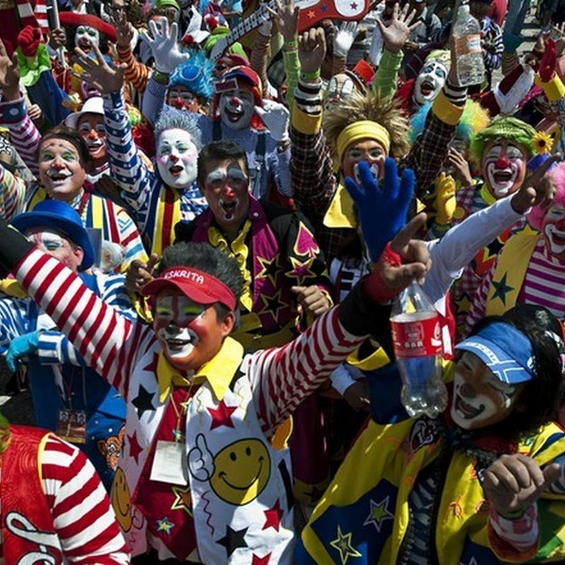 Mexico's Congress of Clowns