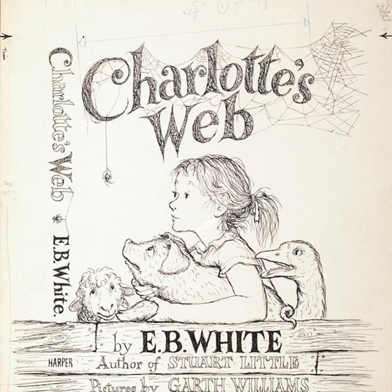 Original Illustrations of Charlotte's Web