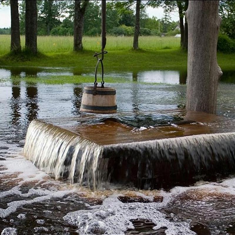 Inilah Sumur aneh di Desa Estonia Tuhala