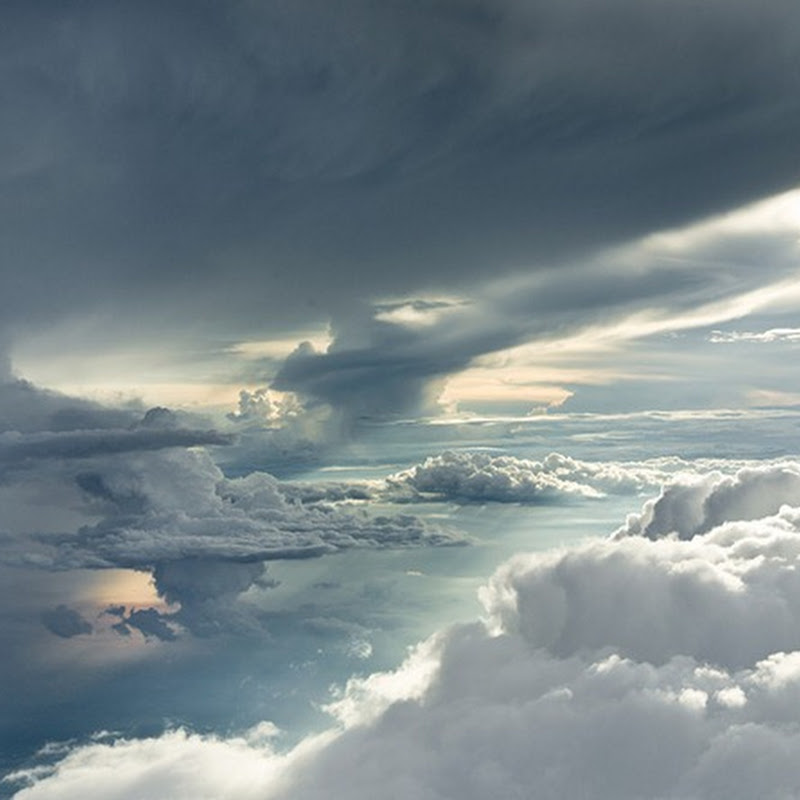 Stunning Cloud Photography by Rüdiger Nehmzow