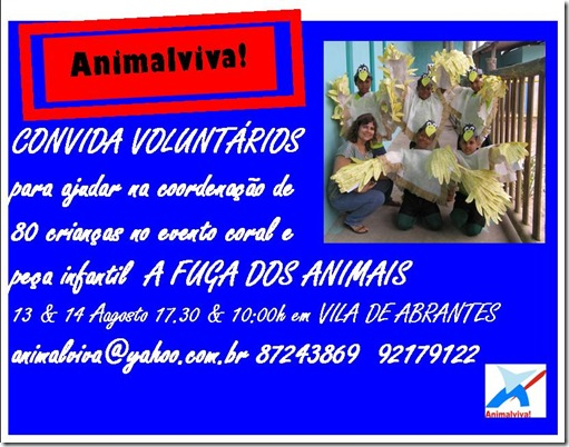 CORAL VOLUNTARIOS