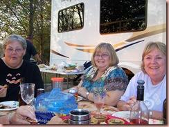 Lisa, Lynette, Arlene