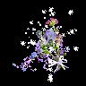 Ramo de flores com