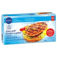 PC Blue Menu Easy-grill chicken breast portions - chipotle
