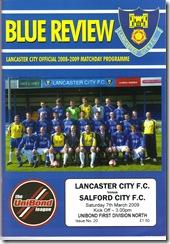 Lancaster C programme