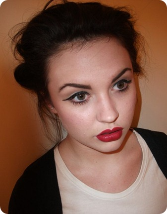 1950's Make-Up2 HCMUA
