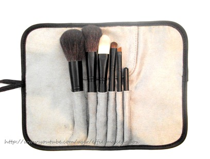 topshop brush set 1
