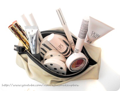 topshop make-up in bag 1
